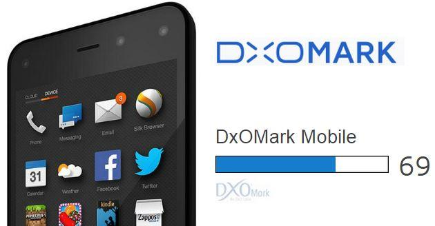 DxO Mark: Amazon Fire Phone, la Fotocamera non e' un granche'