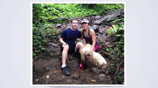 Facebook, Zuckerberg dedica il suo Grazie alla moglie