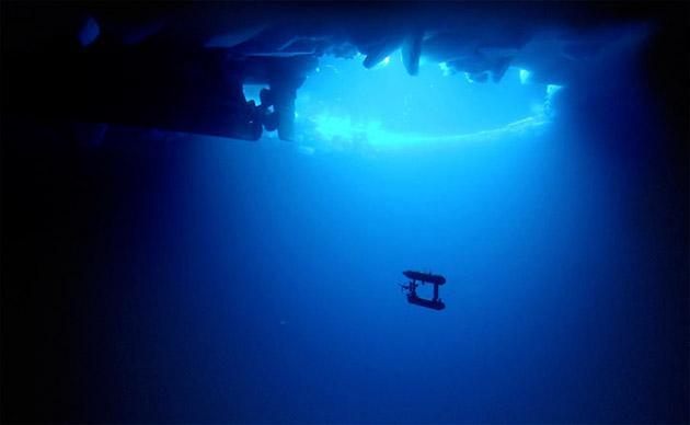 SeaBED, il Robot subacqueo svela misteri del ghiaccio antartico