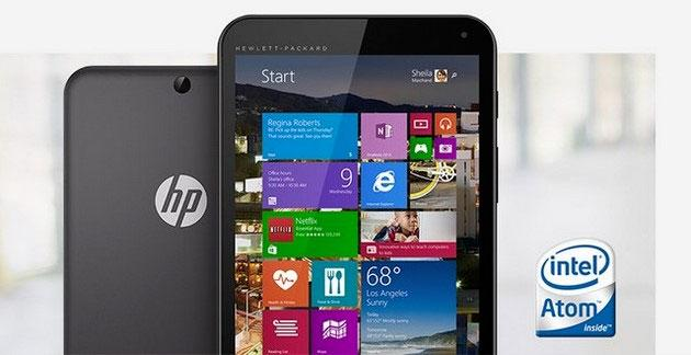 HP Stream 7 arriva in Italia al costo di 129 euro