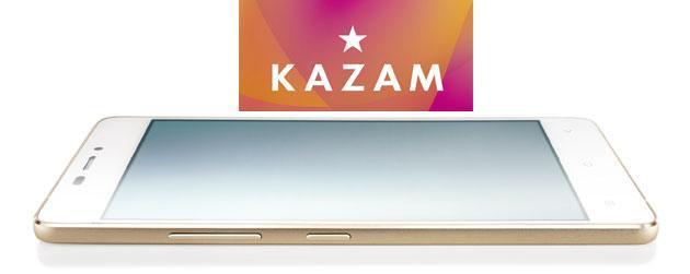 Kazam Tornado 348, in Italia arriva lo smartphone piu' sottile al mondo