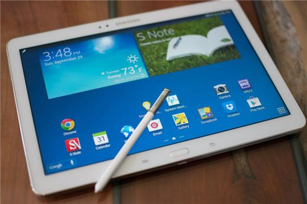 Samsung Galaxy Note 10.1 2014 riceve Android Lollipop 5.1.1