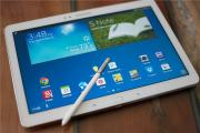 Foto Samsung Galaxy Note 10.1 2014 riceve Android Lollipop 5.1.1