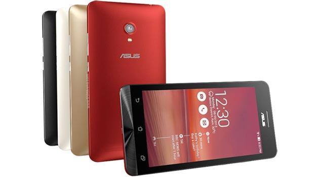 Asus vuole vendere 16 milioni di smartphone nel 2015