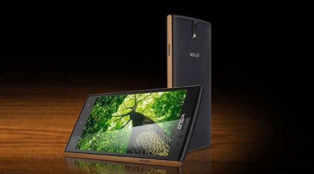 Xolo annuncia Q1020 con schermo da 5 pollici e cornice in legno