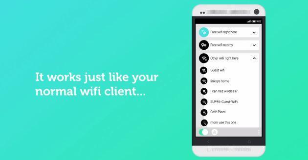 Instabridge Free WiFi, l'app che fa scoprire gli hotspot WiFi gratuiti
