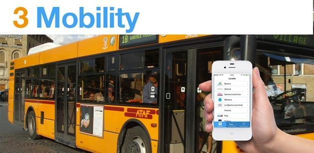 3Mobility, 3 Italia semplifica il Mobile Ticketing