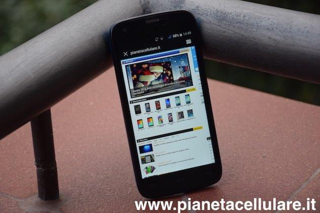 Recensione Nodis ND504, Smartphone Dual Sim Android Low Cost