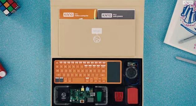 Kano, il computer da montare come i Lego
