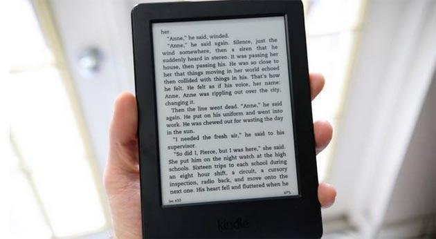 Amazon Kindle si deve aggiornare entro il 22 marzo 2016