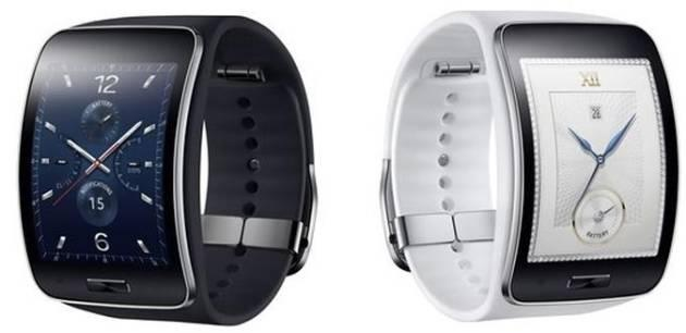 Samsung Gear S su Amazon a 369 euro