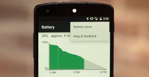 Risparmio energetico su Android 5.0 Lollipop: come attivarlo