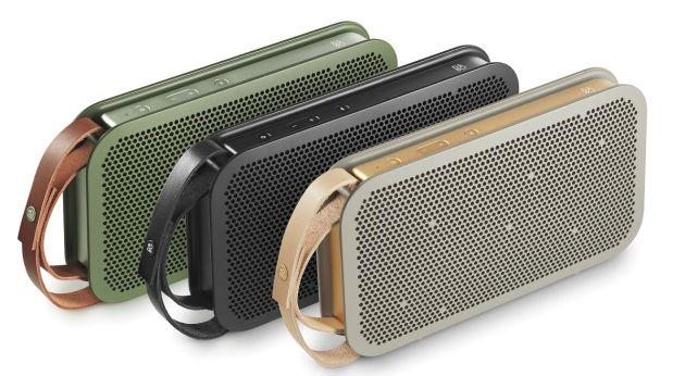 Bang Olufsen prenta BeoPlay A2, diffusore stereo bluetooth