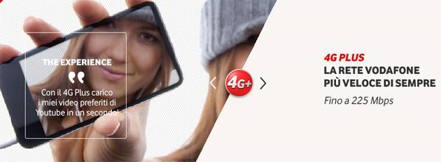 Vodafone lancia il 4G Plus e presenta Smart 4G Turbo e Smart Tab 4G