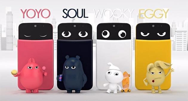 LG svela Aka, lo smartphone che ha Occhi solo per Voi