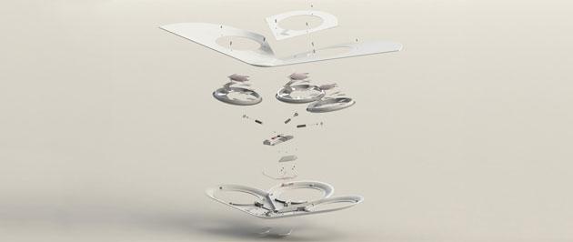 Nasa investe sui droni biodegradabili