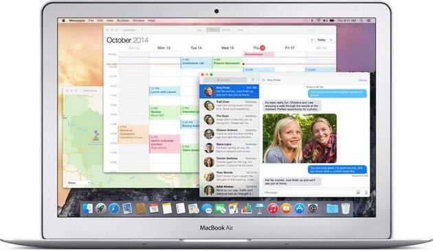 Apple OS X Yosemite: l'evoluzione naturale di Mavericks