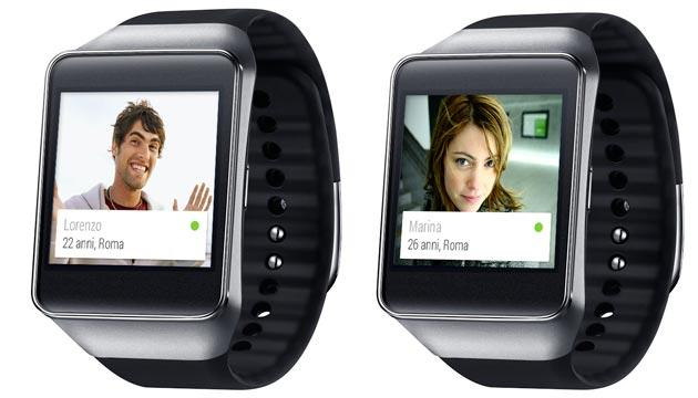 Meetic arriva sugli SmartWatch Android Wear