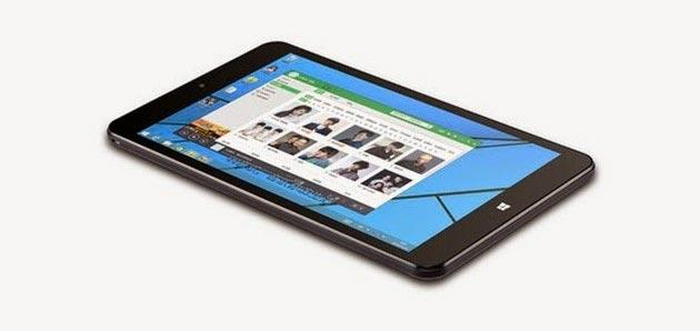 PiPO Work W2F: nuovo tablet Windows 8 che costa solo 130 dollari