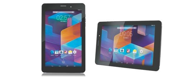 Hannspad SN80W71B, tablet Android 8 3G da 160 euro