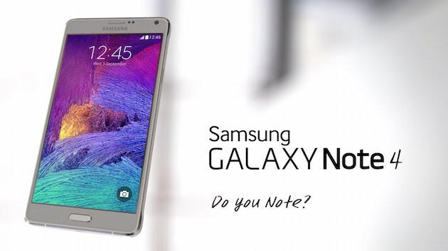 Samsung presenta Note 4 con Snapdragon 810 in Corea