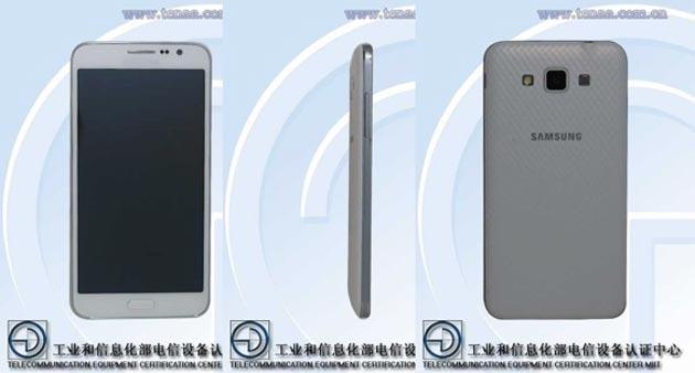 Samsung Galaxy Grand 3 fa visita a TENAA in Cina