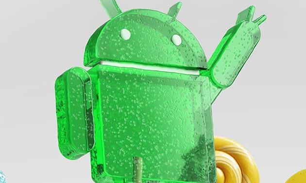 Android 5.1 Lollipop arriva a Febbraio 2015
