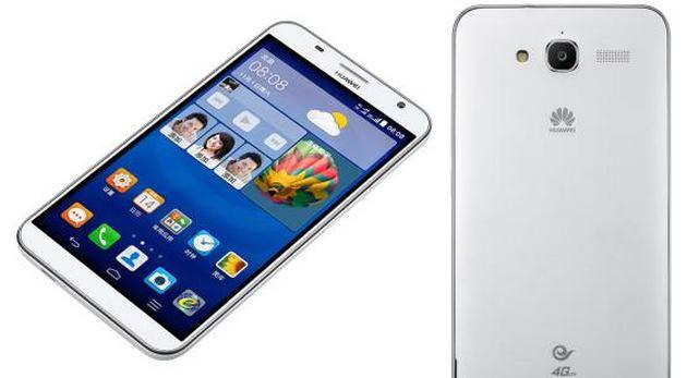 Huawei lancia Ascend GX1 in Cina, nuovo phablet Android da 6 pollici