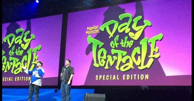 Day of the Tentacle in Edizione Speciale presto in arrivo su PS4, PS Vita e PC