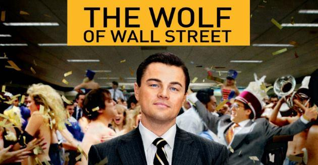 The Wolf of Wall Steet il film piu' piratato del 2014