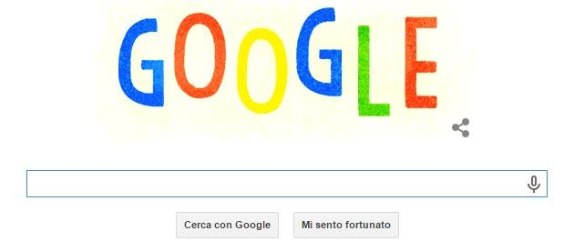 Google saluta il 2014 con un Doodle