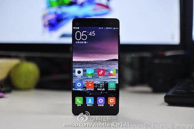 Xiaomi Mi5 si mostra in una nuova foto
