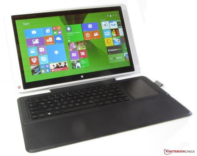 HP Envy X2 15: recensione del nuovo tablet ibrido