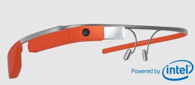 Google Glass, nuova versione Intel Inside nel 2015