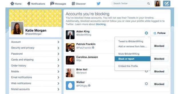 Twitter, nuove funzioni per segnalare abusi e molestie online
