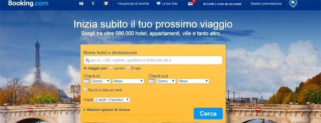 Booking.com sotto indagine Antitrust, penalizza concorrenti