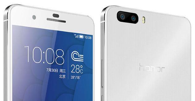 Arriva Honor 6 Plus, lo smartphone Huawei con Dual Camera posteriore