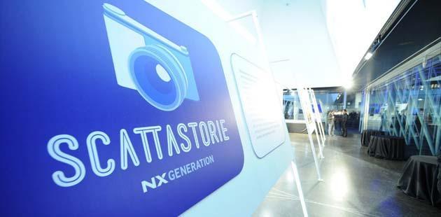 Scattastorie, Samsung a Expo Gate con la sua prima mostra fotografica