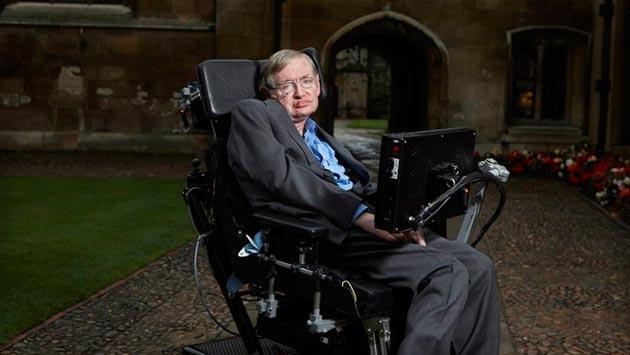 Stephen Hawking con Intel per dare voce a chi non puo' parlare