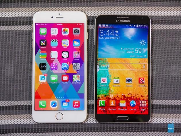 Apple iPhone 6 Plus: ecco le migliori alternative Android