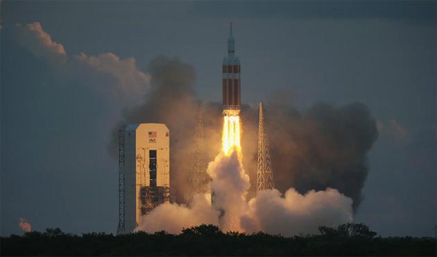 Orion, lanciata capsula che ci portera' su Marte