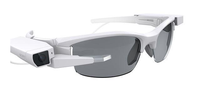 Sony, arrivano gli Occhiali intelligenti Smart Glass