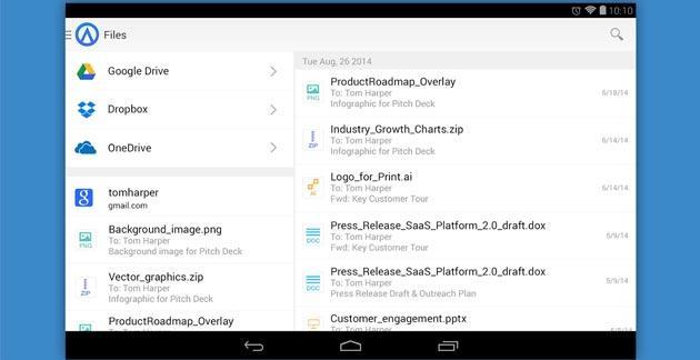 Microsoft compra Acompli, Mail app per dispositivi mobili