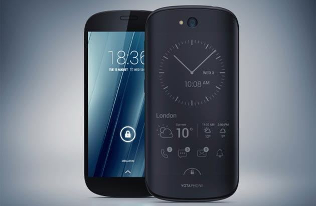 YotaPhone 2 in vendita in Italia a 749 euro