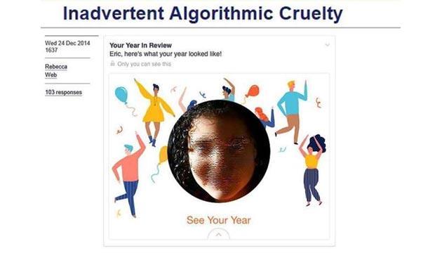 Facebook, quando l' algoritmo diventa insensibile