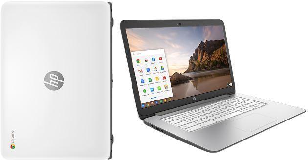 Chromebook 14, il nuovo portatile di HP con schermo Full HD touchscreen