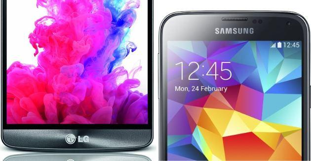 Migliore offerta: LG G3 e Galaxy S5 con piano 3 All-In 400 a 15 euro al mese