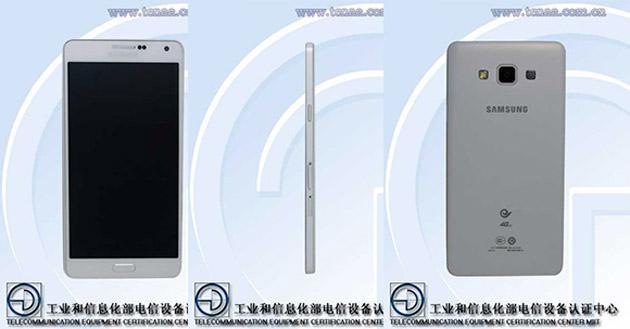 Samsung Galaxy A7 certificato FCC senza LTE