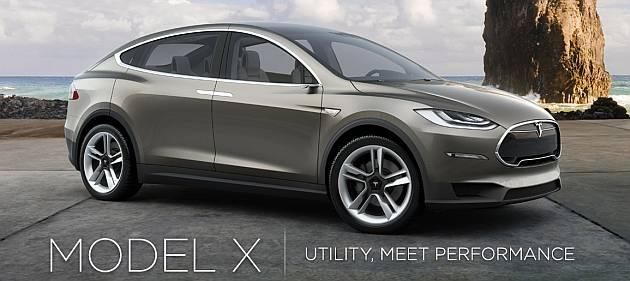 Tesla: La nuova Model X elettrica arriva a 650 km di autonomia