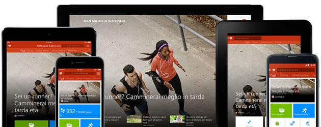 App MSN disponibili per Android, iOS e Amazon